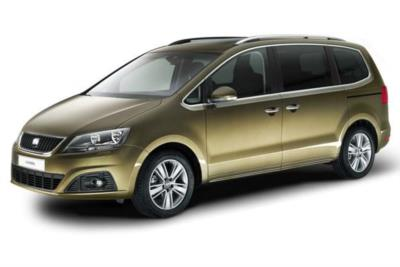 Seat Alhambra Diesel Estate 2.0 Tdi SE L (EZ) 150 5DR DSG Business Contract Hire 6x35 10000