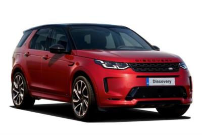 Land Rover Discovery Sport 2.0 P250 R-Dynamic Se 5dr Auto [5 Seat] Business Contract Hire 6x35 10000