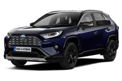 Toyota Rav4 Estate 2.5 VVTi Hybrid Dynamic 5dr  CVT [JBL/PVM] 4WD Business Contract Hire 6x35 10000