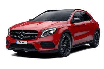 Mercedes Benz GLA Class Hatchback 200 AMG Line Edition 5dr Auto Business Contract Hire 6x35 10000