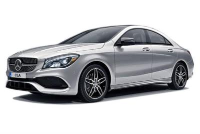 Mercedes Benz CLA Class Coupe 180 AMG Line 4dr Tip Auto Business Contract Hire 6x35 10000