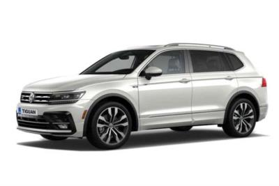 Volkswagen Tiguan Estate 1.5 Tsi EVO 130 SE Nav 5dr 2WD 6Mt Business Contract Hire 6x35 10000