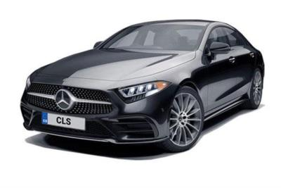 Mercedes Benz CLS Diesel Coupe 350d 4Matic AMG Line 4dr 9G-Tronic Business Contract Hire 6x35 10000