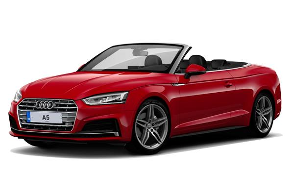 Audi A5 Cabriolet 40 Tfsi S-Line 2dr S-Tronic [Tech Pack] from £348.99 + VAT per month | Review