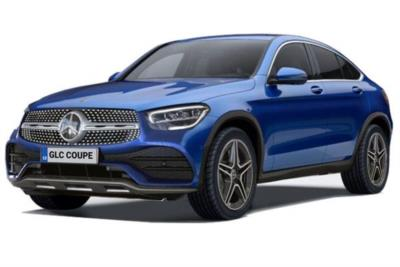Mercedes Benz GLC Class Diesel Coupe 300d 4Matic AMG Line Premium 5dr 9G-Tronic 20MDY Business Contract Hire 6x23 10000