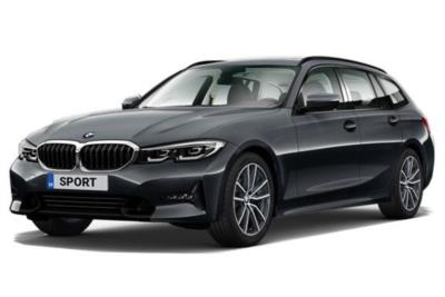 Bmw 3 Series Diesel Touring 330d xDrive Sport 5dr Step Auto Business Contract Hire 6x35 10000
