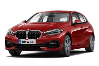 Bmw 1 Series Diesel Hatchback 118d SE 5dr Step Auto Business Contract Hire 6x35 10000