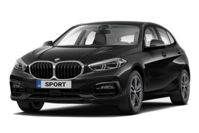Bmw 1 Series Diesel Hatchback 118d Sport 5dr Step Auto Business Contract Hire 6x35 10000