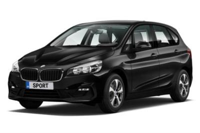 Bmw 2 Series Diesel Active Tourer 216d Sport 5dr Step Auto Business Contract Hire 6x35 10000
