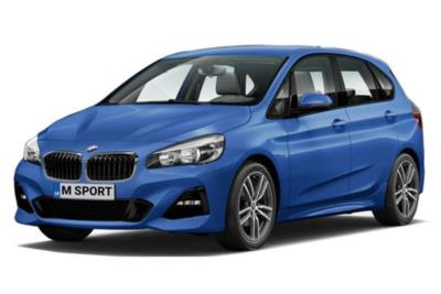 Bmw 2 Series Diesel Active Tourer 216d M Sport 5dr Step Auto Business Contract Hire 6x35 10000