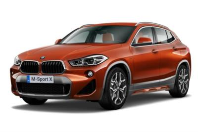 Bmw X2 Hatchback sDrive 20i M Sport X 5dr Step Auto Business Contract Hire 6x35 10000