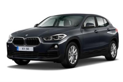 Bmw X2 Diesel Hatchback sDrive 18d SE 5dr Business Contract Hire 6x35 10000