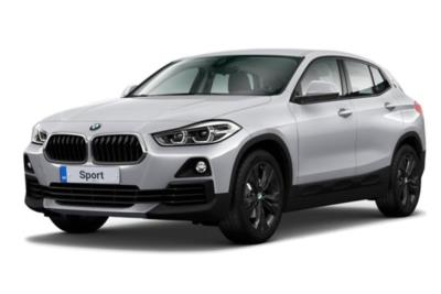Bmw X2 Hatchback sDrive 20i Sport 5dr Step Auto Business Contract Hire 6x35 10000