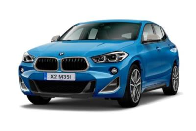 Bmw X2 Hatchback M35i 5dr Step Auto Business Contract Hire 6x35 10000