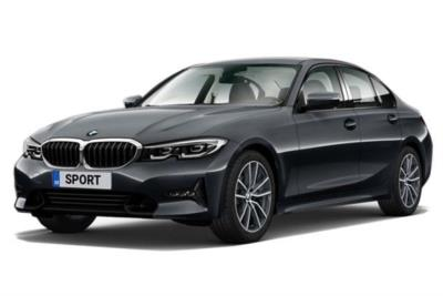 Bmw 3 Series Saloon 320i xDrive Sport 4dr Step Auto Business Contract Hire 6x35 10000