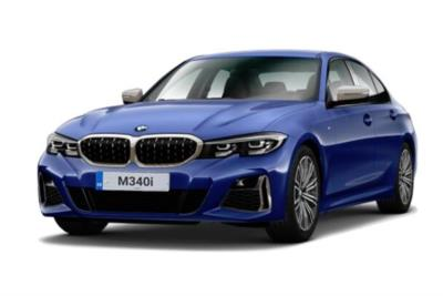 Bmw 3 Series Saloon M340i xDrive 4dr Step Auto Business Contract Hire 6x35 10000