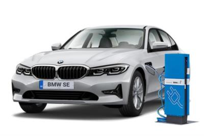 Bmw 3 Series Saloon 330e SE Pro 4dr Auto Business Contract Hire 6x35 10000