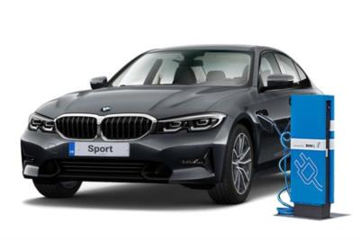 Bmw 3 Series Saloon 330e Sport Pro 4dr Auto Business Contract Hire 6x35 10000