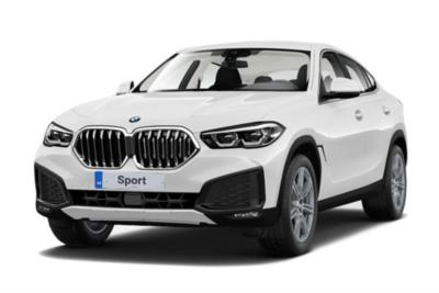 Bmw X6 Diesel Estate xDrive30d Sport 5dr Step Auto Business Contract Hire 6x35 10000