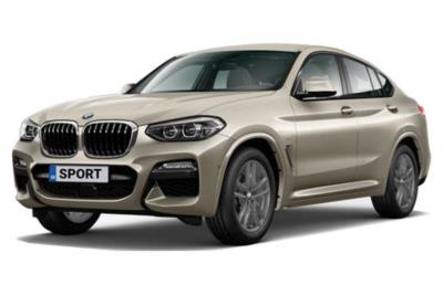 Bmw X4 Diesel Estate xDrive30d Sport 5dr Step Auto Business Contract Hire 6x35 10000