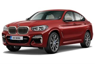 Bmw X4 Estate xDrive X4M Competition 5dr Step Auto Business Contract Hire 6x35 10000