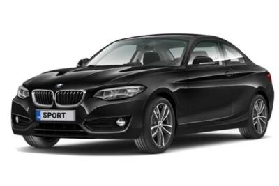 Bmw 2 Series Diesel Coupe 218d Sport 2dr (Nav) 6Mt Business Contract Hire 6x35 10000