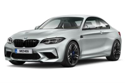 Bmw 2 Series Coupe M240i 2dr (Nav) Step Auto Business Contract Hire 6x35 10000