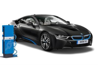 Bmw i8 Coupe [374] 2dr Auto Business Contract Hire 6x35 10000
