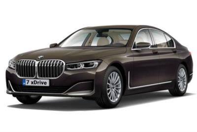Bmw 7 Series Diesel Saloon 740d xDrive 4dr Auto Business Contract Hire 6x35 10000