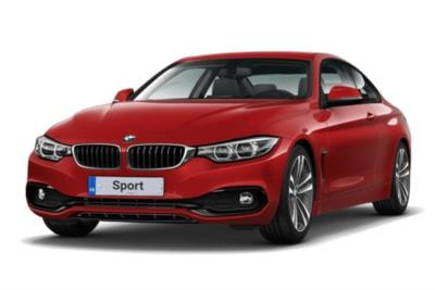 Bmw 4 Series Coupe 420i xDrive Sport Professional Media 2dr Auto Business Contract Hire 6x35 10000