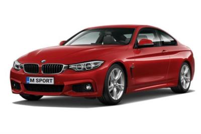 Bmw 4 Series Coupe 420i xDrive M Sport Professional Media 2dr Mt Business Contract Hire 6x35 10000