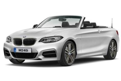 Bmw 2 Series Convertible M240i 340ps 2dr (Nav) Step Auto Business Contract Hire 6x35 10000
