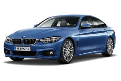 Bmw 4 Series Diesel Gran Coupe 420d M Sport 4dr Auto (Professional Media) Business Contract Hire 6x35 10000