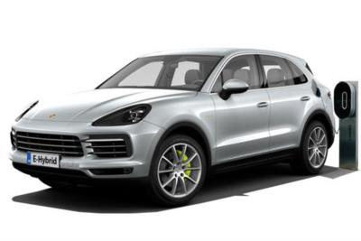Porsche Cayenne Estate E-Hybrid 5dr Tiptronic S (PC) Business Contract Hire 6x35 10000