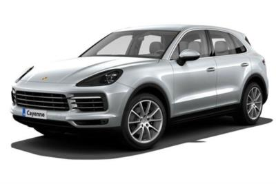 Porsche Cayenne Estate 3.0 5dr Tiptronic S Business Contract Hire 6x35 10000