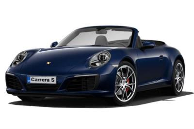 Porsche 911 [992] Carrera Cabriolet 4S 2dr Pdk Auto Business Contract Hire 6x35 10000