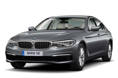 Bmw 5 Series Diesel Saloon 520d xDrive SE 4dr Auto Business Contract Hire 6x35 10000