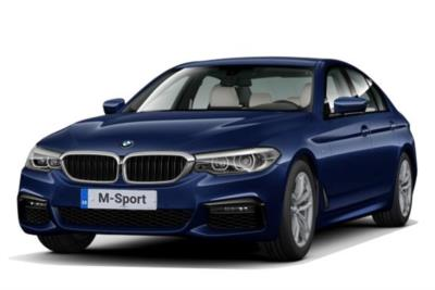 Bmw 5 Series Diesel Saloon 518d M-Sport 4dr Auto Business Contract Hire 6x35 10000