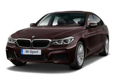 Bmw 6 Series Gran Turismo Hatchback 630i M Sport 5dr Auto 18 Business Contract Hire 6x35 10000