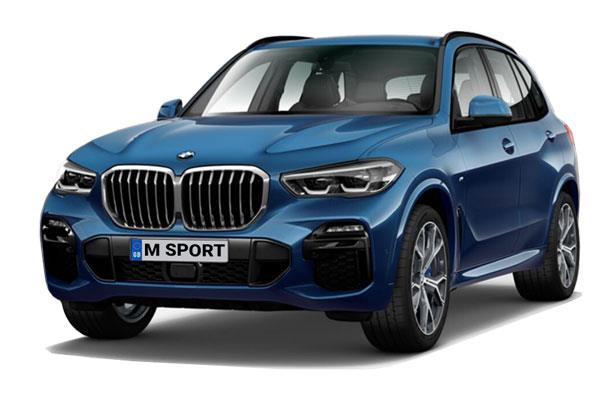 Bmw X5 Estate xDrive 45e M Sport 5dr Auto Business Contract Hire 6x35 10000