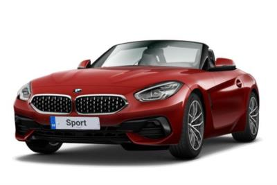 Bmw Z4 Roadster sDrive 30i Sport 2dr Auto Business Contract Hire 6x35 10000