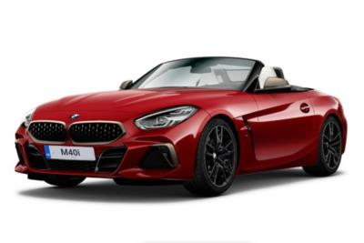 Bmw Z4 Roadster Special Editions sDrive M40i 2dr Auto Business Contract Hire 6x35 10000