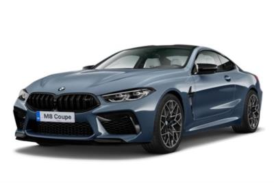 Bmw M8 Coupe M8 Competition 2dr DCT [Ultimate Pack] Business Contract Hire 6x35 10000