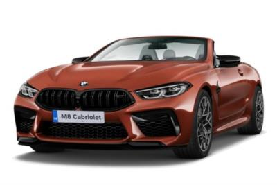 Bmw M8 Convertible M8 Competition 2dr DCT [Utimate Pack] Business Contract Hire 6x35 10000