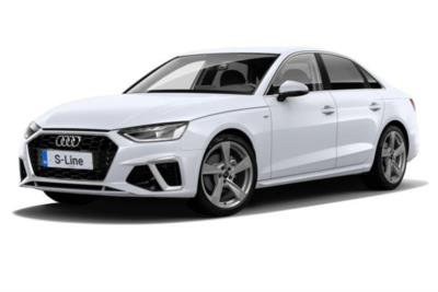 Audi A4 Saloon 45 TFSI Quattro S-Line 4dr S-Tronic Business Contract Hire 6x35 10000
