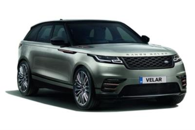 Land Rover Range Rover Velar Diesel 2.0D 240 HSE 5dr Auto Business Contract Hire 6x35 10000