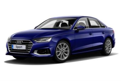 Audi A4 Saloon 35 TFSI Sport 4dr S-Tronic [Comfort and Sound] Business Contract Hire 6x35 10000