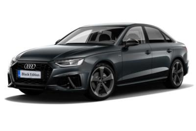 Audi A4 Saloon 40 TFSI Black Edition 4dr S-Tronic Business Contract Hire 6x35 10000