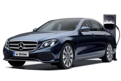 Mercedes Benz E Class Saloon E300e AMG Line Premium 4dr 9G-Tronic Business Contract Hire 6x35 10000