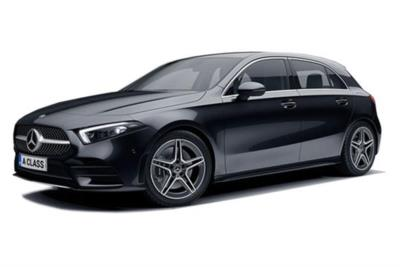 Mercedes Benz A Class Diesel Hatchback A180d AMG Line 5dr Auto Business Contract Hire 6x35 10000